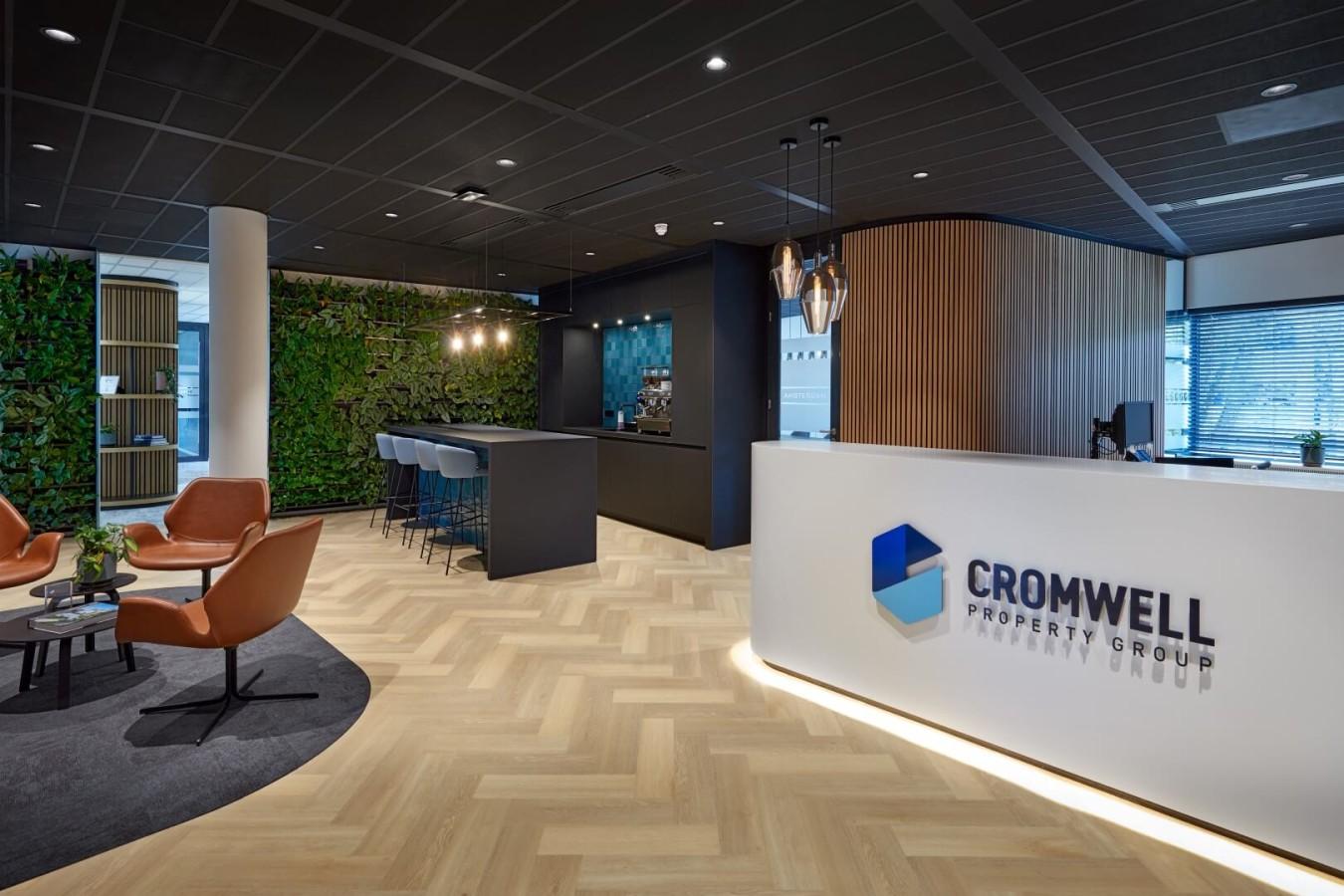 Hoofdkantoor Cromwell Property Group