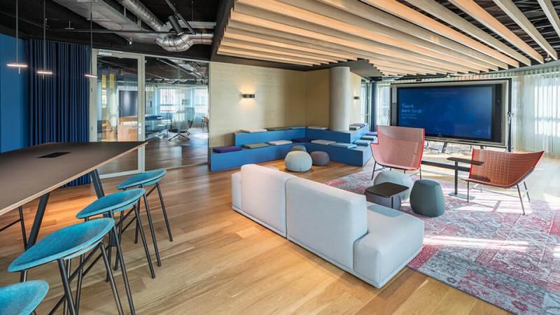 01 Design by CBRE Portfolio Accenture Utrecht 01